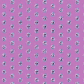 Coronavirus Shutter - Lavender - Small