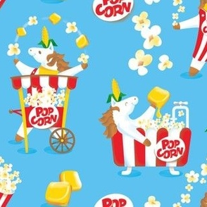 Popcorn the Unicorn