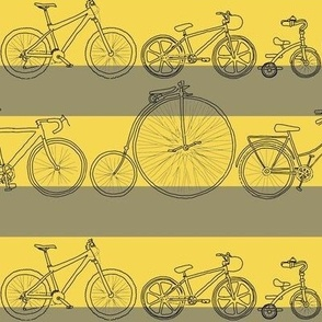 I Want To Ride My Bicycle - Stripe