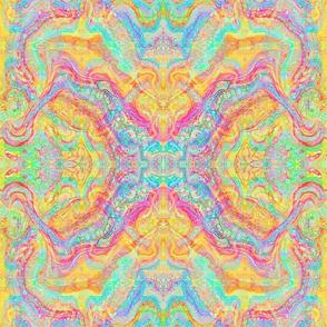 Boho Transcendental Repeat Pattern