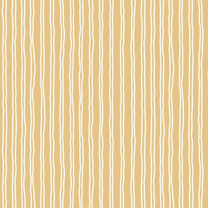 inverted squiggle stripes   small scale in light gold