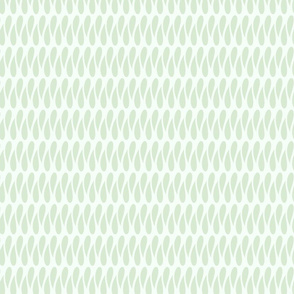 Ribbon Candy - Mint Green