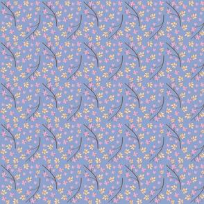 Pastel Garden Blue
