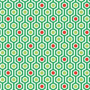 Groovy Hexagons (Jolly)