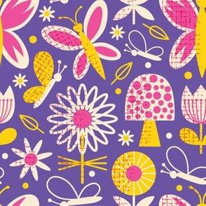 Butterflies ~ Purple