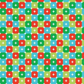 Starry Squares (Jolly)