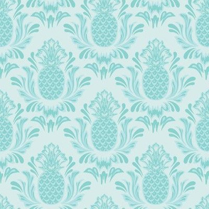Pineapple Damask