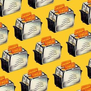 Toaster - Yellow