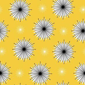 Dreamy Dandelions - Yellow