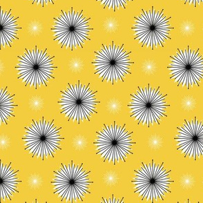 Dreamy Dandelions - Yellow Small