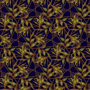 plant leaf geometric
