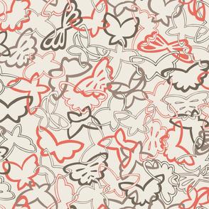 Tangled Butterflies II - Main