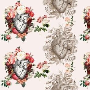 Cardiac with Roses