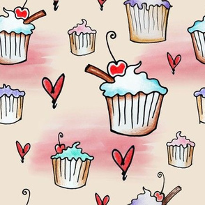Scrummy Cupcakes