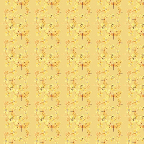 blossoms yellow 3