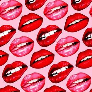 Lips - Pink