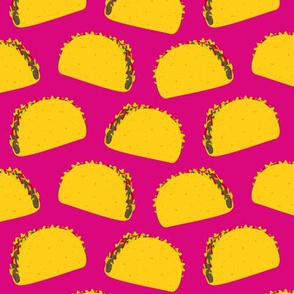 Tasty Tacos (Magenta)