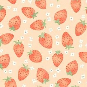 Strawberry Peach