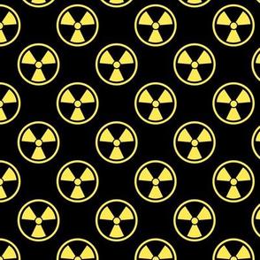 Radioactive Black