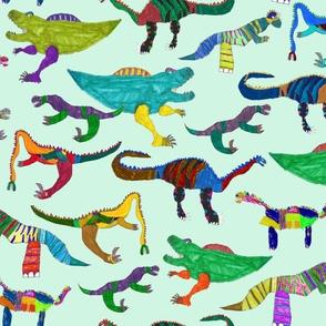 Daniel's Dinos