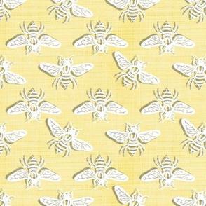 Papercut Bee Coordinate