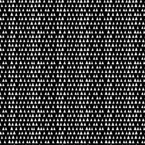Triangles { black & white }