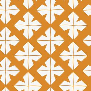 Tile No 03   Golden Ochre