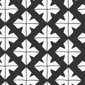 Tile No 03   Black