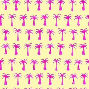Pink Palms Light
