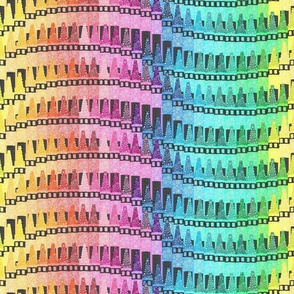Crayon Color Rainbow