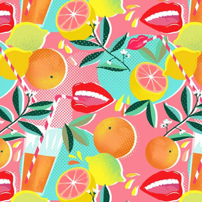 citrus pop pink smaller
