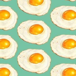 Eggs - Teal