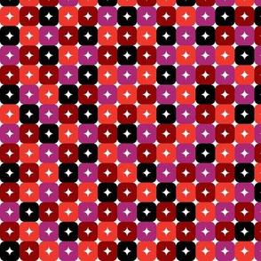 Starry Squares (Twilight)