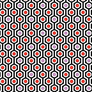Groovy Hexagons (Twilight)