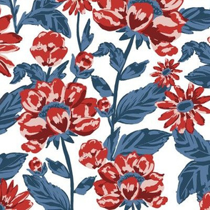 Liberty floral 10.5