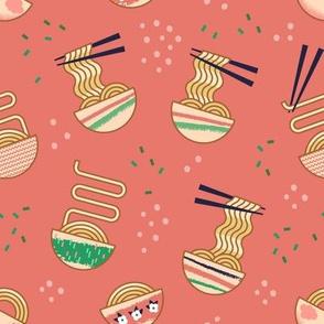 Noodles and noodles