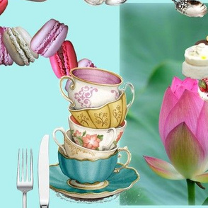 pastelcafe decor