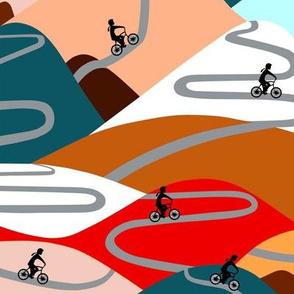 Mountain rides - Autumn