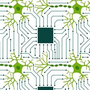 Neural Network - White