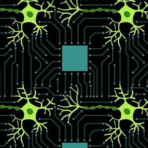 Neural Network - Black