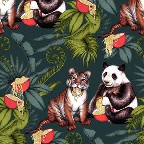 Exotic Noodle Jungle