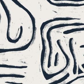 Spaghetti Hieroglyphs