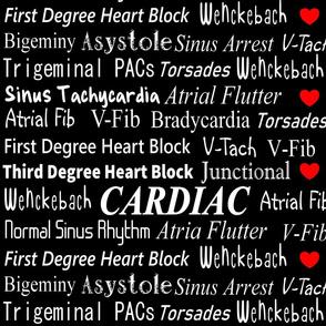 Common Cardiac Rhythms