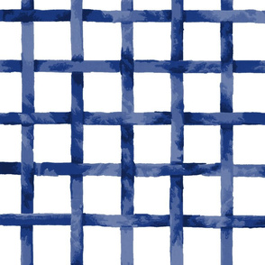 Green Gables Trellis ~ Willow Ware Blue and White