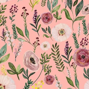 "9"" Magic Garden - Pink"