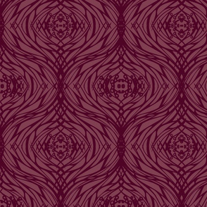 Abstract onion pattern
