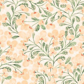 Peach Blossoms { Just Peachy - small }