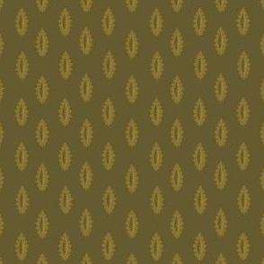 Foulard small green- 2044-23