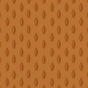 Foulard small orange 2044-27