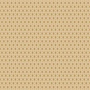 Scrapbag Girl Geometrics ovals beige 2040-30